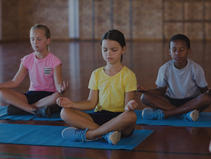 Mindfulness in Schools throughout the year